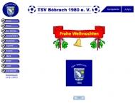 Bild Webseite  Böbrach