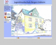 Jugendmusikschule Bergen Enkheim - Information
