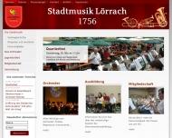 Bild Stadtmusik Lörrach e.V. Musikheim