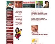 Bild Sozialdienst Kath. Frauen e.V. Geschäfts- und Beratungsstellen Geschäftsstelle u. Beratungsstellen Allgemeiner Sozialdienst - Allgemeine soziale Beratung