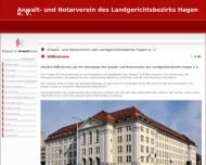 Bild Anwalt- und Notarverein des Landgerichtsbezirks Hagen