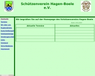 Bild Schützenverein Hagen-Boele e.V