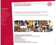 Bild Webseite Sozialdienst katholischer Frauen Frankfurt