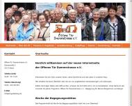 Bild Offene Tür zur Betreuung älterer Menschen e.V.