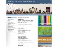 Bild Stiftung für Kunst u. Kultur e.V.