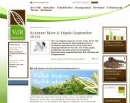 Bild Verband der deutschen Rauchtabakindustrie ... e.V.