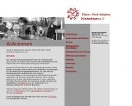 Eltern-Kind-Initiative Kinderkram Willkommen