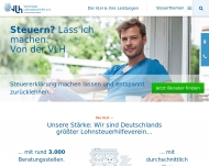Bild Webseite  Horhausen