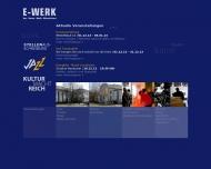 E-Werk - Tanz Theater Musik Bildende Kunst Freiburg