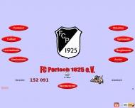 Bild Webseite Fußball-Club Perlach 1925 München