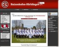 Bild Centraler Sportclub Batzenhofen-Hirblingen e.V.