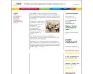 Bild insel - Förderverein für psychisch kranke Menschen e.V.