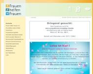 Frauen helfen Frauen e.V. Siegen Frauenhaus in Siegen, Frauenberatungsstelle in Siegen