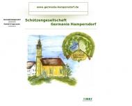 Bild Germania Hampersdorf Schützenverein
