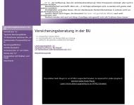 Bild Webseite Bundesverband der Versicherungsberater Köln