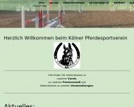 Bild Kölner Pferdesportverein Köln-Nord e.V.