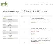 Bild Webseite Islamische Gemeinde Köln Köln