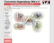 Bild Turnverein Hegensberg e.V.1894 Geschäftsstelle