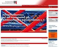 Bild Webseite Bundesverband Korrosionsschutz Köln