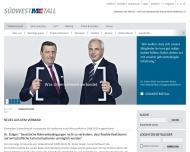 Bild Südwestmetall Verband der Metall- und Elektroindustrie Baden-Württemberg e.V.