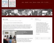 Website Frauen in der einen Welt