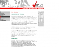 Website VBA