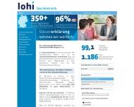 Bild Lohnsteuerhilfe Bayern e.V. Lohnsteuerberatung