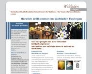 Bild Weltladen Esslingen