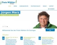 Bild Freie Wähler Esslingen e.V.