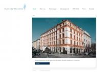 Bild Webseite Bayerische Warenbörse München