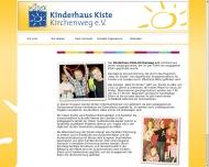 Bild Webseite Kinderhaus Kiste Kirchenweg Nürnberg