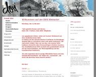 Bild Webseite Stadtteilzentrum DESI Nürnberg