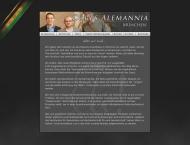 Bild Webseite Alemannia Studentenhilfe München