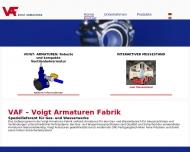 Bild VAF-Voigt-Armaturenfabrikation & Handels GmbH