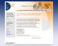 Bild Webseite Verein zur Förderung einer sozialen Psychiatrie Reutlingen