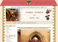 Website Männerverein Reutlingen 1863