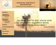 Bild Hospiz-Verein Gunzenhausen e.V.