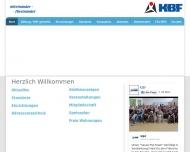 Bild Webseite Körperbehindertenförderung Neckar-Alb Reutlingen