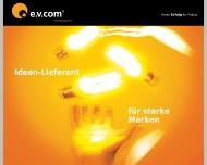 Bild Webseite werbeagentur Nürnberg