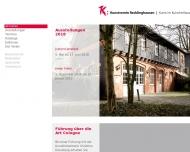 Bild Kunstverein Recklinghausen Kutscherhaus