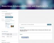 Bild Mieter/innen-Schutzverein Münster und Umgebung e.V.