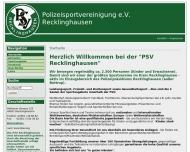 Bild Polizeisportvereinigung e.V. Recklinghausen