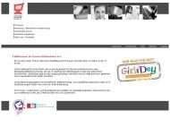 Bild Webseite Frauen-Softwarehaus Frankfurt