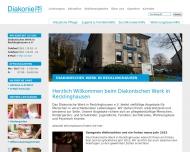 Bild Diakonisches Werk in Recklinghausen - Diakoniestation gGmbH