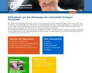 Bild Lebenshilfe für Menschen mit Behinderung oder einer drohenden Behinderung