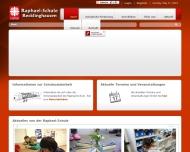 Bild Förderverein der Raphael-Schule für Geistigbehinderte (Sonderschule) e.V.