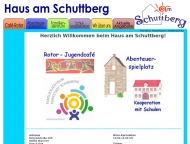 Bild Haus am Schuttberg e.V. Jugendfreizeiteinrichtung