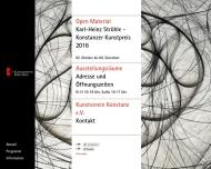 Bild Webseite Kunstverein Konstanz Konstanz