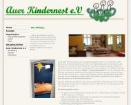 Bild Webseite Auer Kindernest München