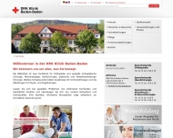 Bild Deutsches Rotes Kreuz Kreisverband Baden-Baden e.V. Deutsches Rotes Kreuz